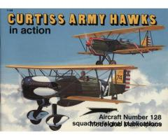 Curtiss Army Hawks in Action (No.128) Squadron