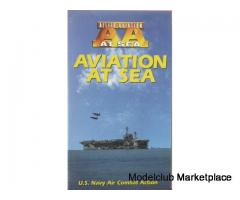Aviation at Sea USN - VHS