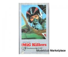 The MiG Killers. Vietnam - VHS