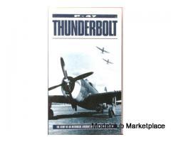P-47 Thunderbolt - VHS