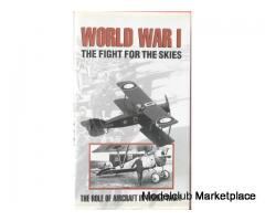 WW1 The Fight for the Skies - VHS