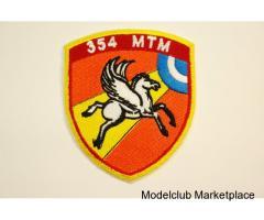 ΜΟΙΡΟΣΗΜΟ 354 ΜΤΜ (C-27J Spartan) patch