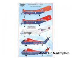 Leading Edge RCAF/CAF H-21& H-34
