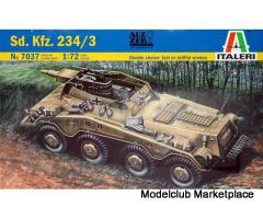 Sd.Kfz. 234/31/72 Italeri