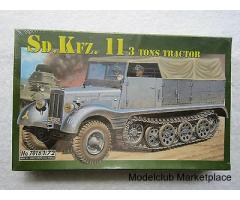 Sd.Kfz.11    1/72 Italeri