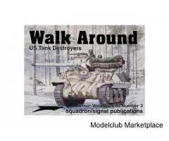 Walk Around- US Tank Destroyers