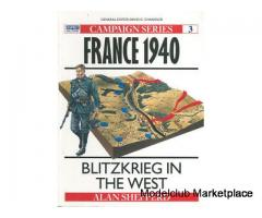France 1940. Blitzkrieg in the West