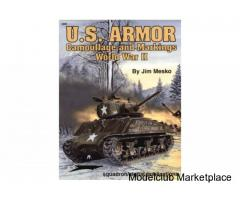 U.S. Armour Camouflage and Markings WWII