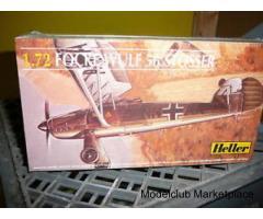 Focke Wulf Fw 56 Stosser 1/72 Heller