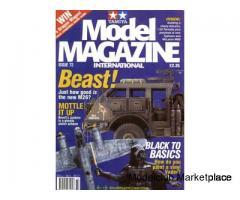 TAMIYA Model Magazine Feb/March 1999 Issue 072