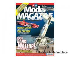 TAMIYA Model Magazine December 2009 Issue 170