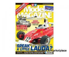 TAMIYA Model Magazine, June 2011  Issue 188