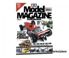 TAMIYA Model Magazine April/May 2001 Issue 85