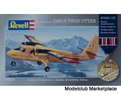 DHC-6 Twin Otter 1/72 Revell