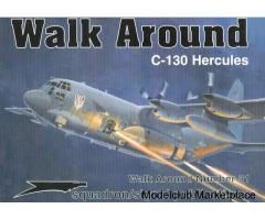 WALK AROUND C-130 Hercules (Squadron)