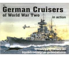 German Cruisers of WW2 in Action (Squadron)