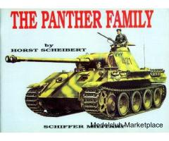 THE PANTHER FAMILY (Schiffer Military)