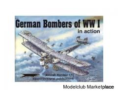 German Bombers of WWI in Action (Squadron)
