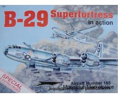 B-29 Superfortress in action (Squadron)
