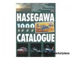 HASEGAWA 1999 CATALOGUE