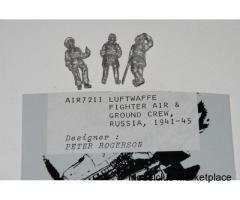 Luftwaffe Fighter Pilots & Ground Crew, Russia 1941-45, 1/72 Aircam/Airwar