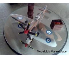 Spitfire Ξύλινο Βαμμένο Μοντέλο