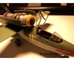 HEINKEL He-162 A-1 1.32 SALAMANDER