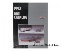 ARII CATALOG 1993