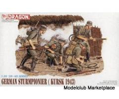 German Sturmpionier (Kursk 1943)
