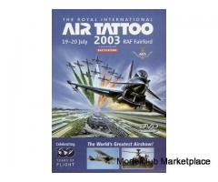 [DVD] Royal International Air Tattoo 2003