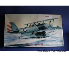 Grumman J2F-5,6, (OA-12) DUCK Classic Airframes