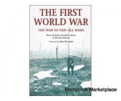 THE FIRST WORLD WAR (OSPREY)