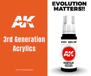 AK interactive 3rd gen