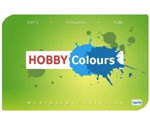 hobby colour e-shop μοντελισμου