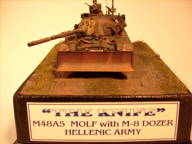 M48A5 MOLF The Knife, 1/72